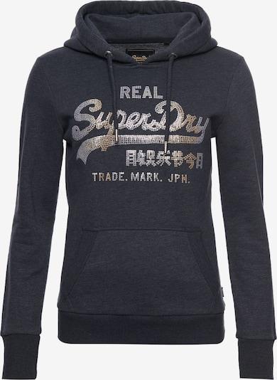 Superdry Sweatshirt in de kleur Marine, Productweergave