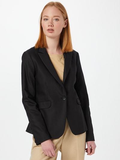 MOS MOSH Blazer 'Blake Night' in schwarz, Modelansicht