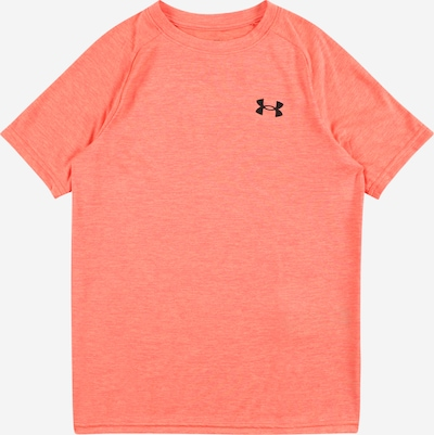 UNDER ARMOUR Sportshirt in melone / schwarz, Produktansicht