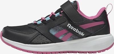 Reebok Sport Sneaker in blau / rosa / schwarz, Produktansicht