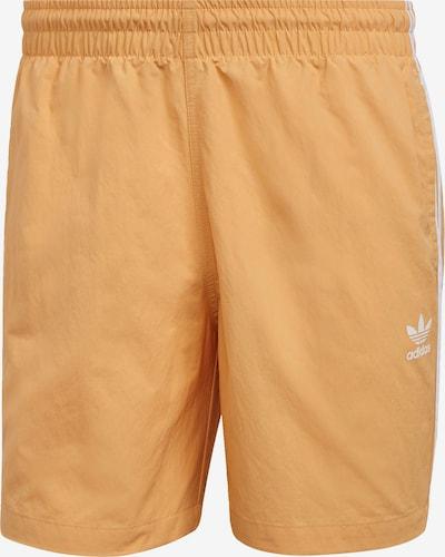 ADIDAS PERFORMANCE Badeshort 'Adicolor Classics ' in orange / weiß, Produktansicht