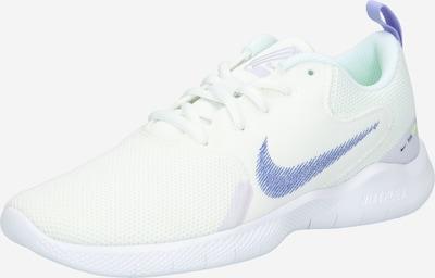 NIKE Skriešanas apavi 'Flex Experience Run 10', krāsa - dūmu zils / balts, Preces skats