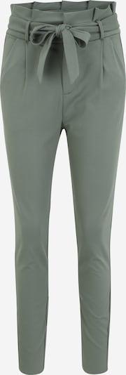 Vero Moda Tall Bandplooibroek 'Eva' in de kleur Groen, Productweergave