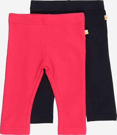 BLUE SEVEN Pants in marine blue / Pink, Item view