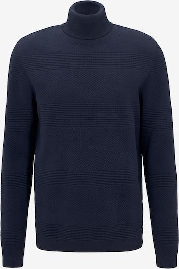 TOM TAILOR DENIM Pullover in dunkelblau, Produktansicht