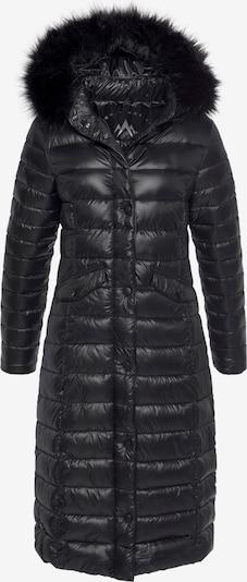ALPENBLITZ Wintermantel in schwarz, Produktansicht