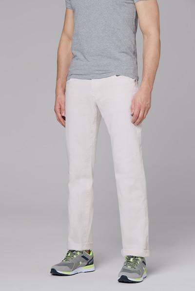 CAMP DAVID Jeans in weiß, Modelansicht