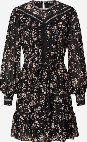 Forever New Kleid in Schwarz