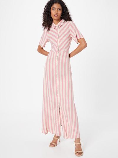 Y.A.S Kleid 'Savanna' in beige, Modelansicht