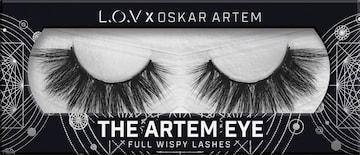 L.O.V Artificial Eyelashes 'The Artem Eye' in