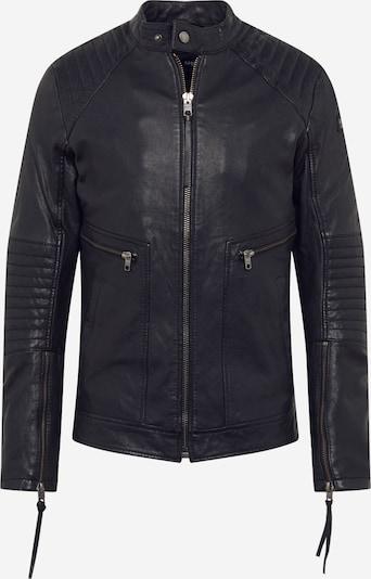 tigha Jacke 'Frederik' in schwarz, Produktansicht