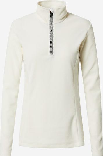 BRUNOTTI Sport-Pullover 'Misma FW2021' in schwarz / weiß, Produktansicht