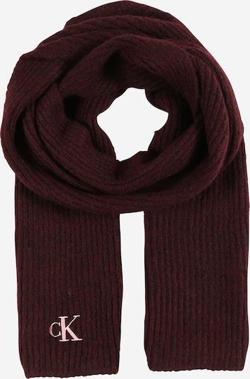 Calvin Klein Jeans Kaulaliina värissä vaalea pinkki / viininpunainen, Tuotenäkymä