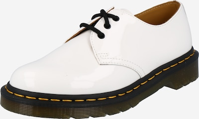 Dr. Martens Lace-up shoe '1461' in Black / Off white, Item view