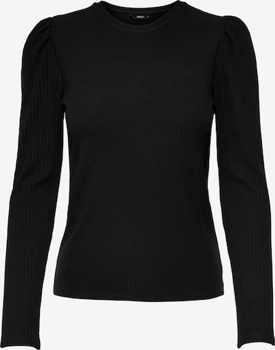ONLY Majica 'Emma' | črna barva, Prikaz izdelka