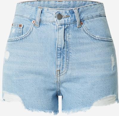 Dr. Denim Shorts 'Skye' in hellblau, Produktansicht