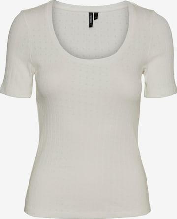 VERO MODA Shirt 'Zoe' in Weiß