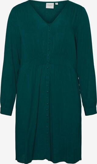 Junarose Jurk in de kleur Groen, Productweergave