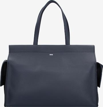 BOSS Casual Shoulder Bag 'Kaitlin' in Blue