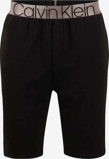 Calvin Klein Underwear Spodnie od piżamy w kolorze czarny / srebrnym, Podgląd produktu