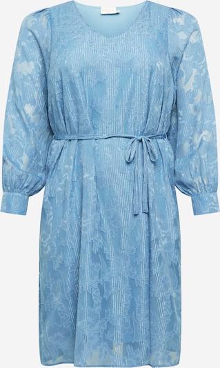 KAFFE CURVE Vestido 'Metty' en azul claro / plata, Vista del producto