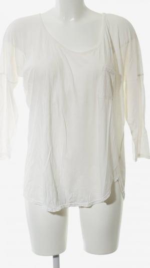 Velvet by Graham & Spencer Longsleeve in L in weiß, Produktansicht