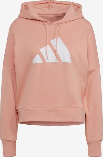ADIDAS PERFORMANCE Sportief sweatshirt in de kleur Rosa / Wit, Productweergave