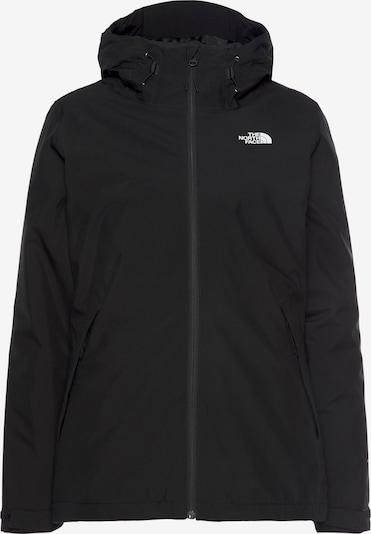 THE NORTH FACE Outdoorjacke 'CARTO' in schwarz / weiß, Produktansicht