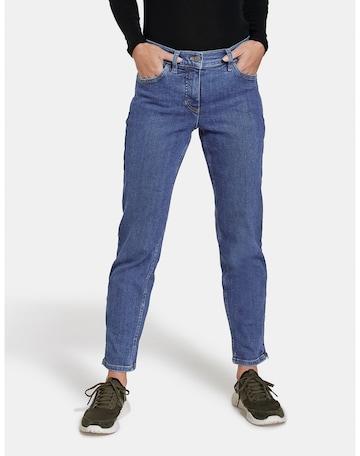 GERRY WEBER Jeans in Blau