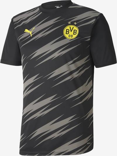 PUMA Trikot 'BVB Stadium' in gelb / grau / schwarz, Produktansicht