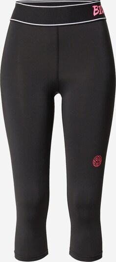 BIDI BADU Sporthose 'Mila' in pink / schwarz, Produktansicht