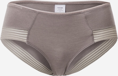 CALIDA Panty in taupe / hellgrau, Produktansicht