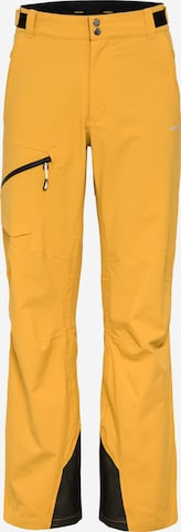 Pantalon outdoor 'Chatom' ICEPEAK en jaune