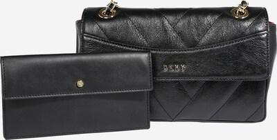 Geantă de umăr 'Cici' DKNY pe auriu / negru, Vizualizare produs