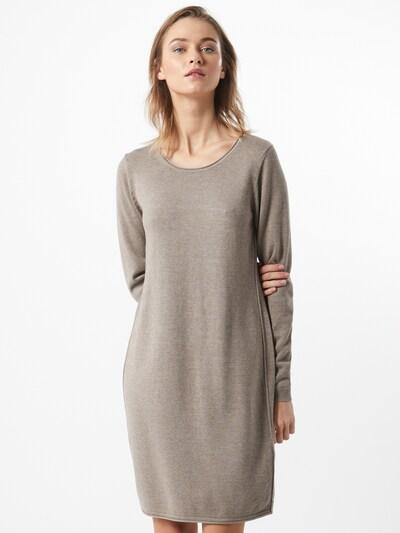 EDC BY ESPRIT Úpletové šaty - krémová, Model/ka