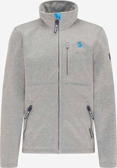 Schmuddelwedda Functionele jas in de kleur Grijs gemêleerd, Productweergave