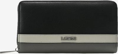L.CREDI Brieftasche 'Ferdinanda Geldbörse' in schwarz, Produktansicht