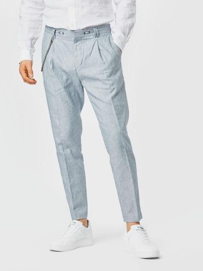 CINQUE Панталон с ръб 'JUNO' в светлосиньо: Изглед отпред