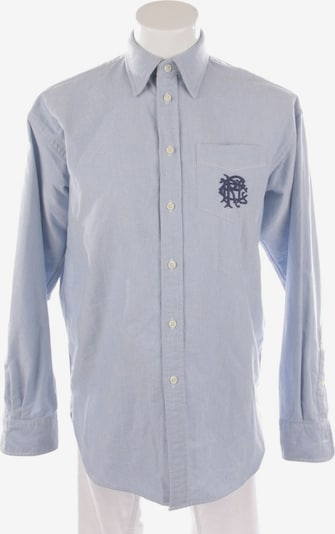 POLO RALPH LAUREN Bluse  in XS in hellblau, Produktansicht