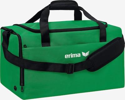ERIMA Sporttasche in grasgrün / schwarz / weiß, Produktansicht