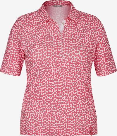 Rabe Shirt in hellrot / weiß, Produktansicht