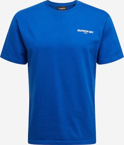 """Marškinėliai iš The Kooples, spalva – sodri mėlyna (""""karališka""""), Prekių apžvalga"""