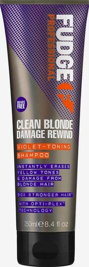Fudge Shampoo 'Clean Blonde Damage Rewind Violet-Toning' in weiß, Produktansicht