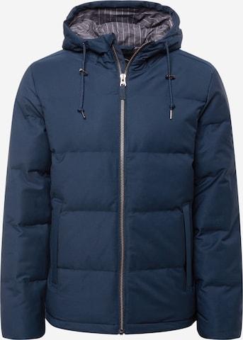 Derbe Winter Jacket 'Stovholm' in Blue