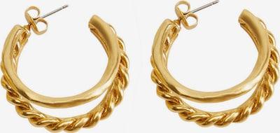 arany MANGO Fülbevalók 'Ritchie', Termék nézet