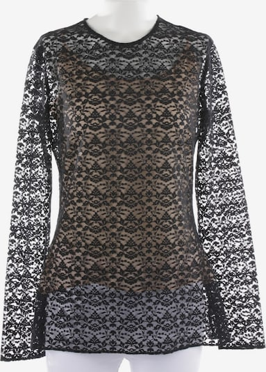 Stella McCartney Spitzenshirt in S in schwarz, Produktansicht
