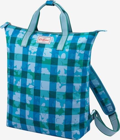 Cath Kidston Sac à dos en bleu / bleu clair / vert, Vue avec produit
