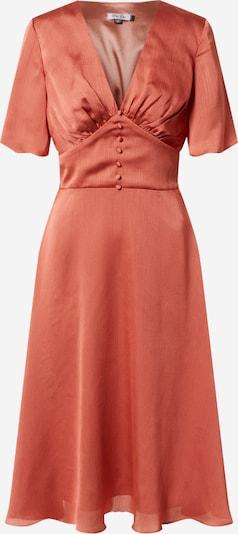 Chi Chi London Kleid 'Jaslene' in rostrot, Produktansicht