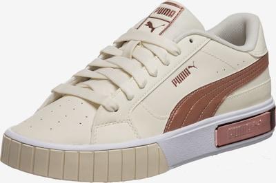 PUMA Sneakers ' Cali Star Metal ' in Light beige / Rose gold, Item view