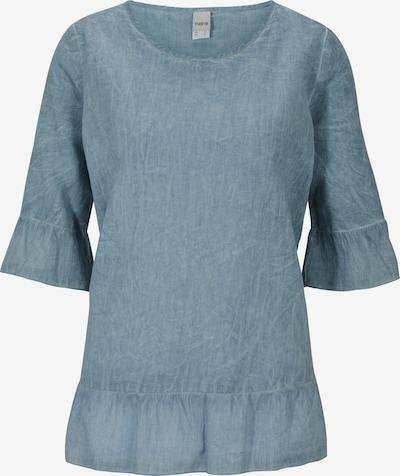 heine Bluse in taubenblau, Produktansicht